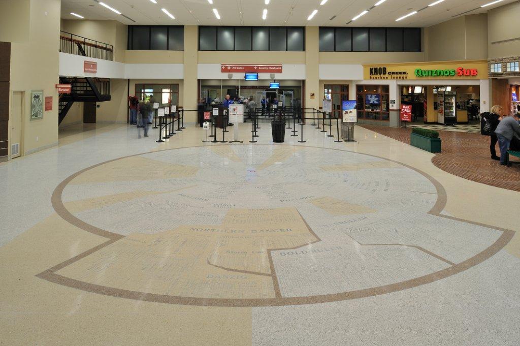 Bluegrass Airport Martina Brothers Company Inc