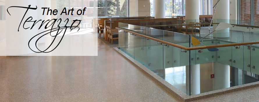 Terrazzo Ignites Warm Atmosphere of Hospital