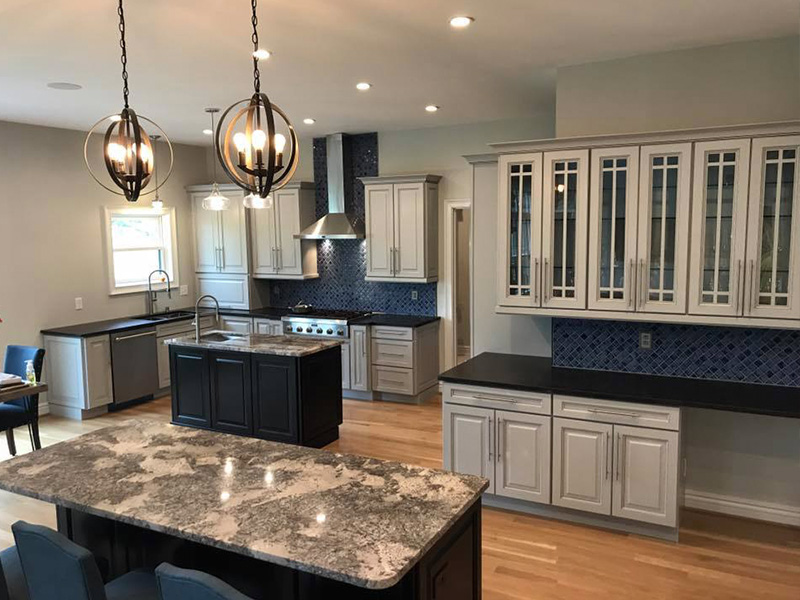 Incroyable And Since Granite Countertops Are Composed Of Many Different Minerals, Such  As Quartz, Mica, Feldspar, Hornblende, And Biotite, Many Different Designs  And ...