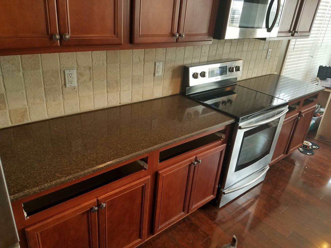And Since Granite Countertops Are Composed Of Many Diffe Minerals Such As Quartz Mica Feldspar Hornblende Bioe Designs